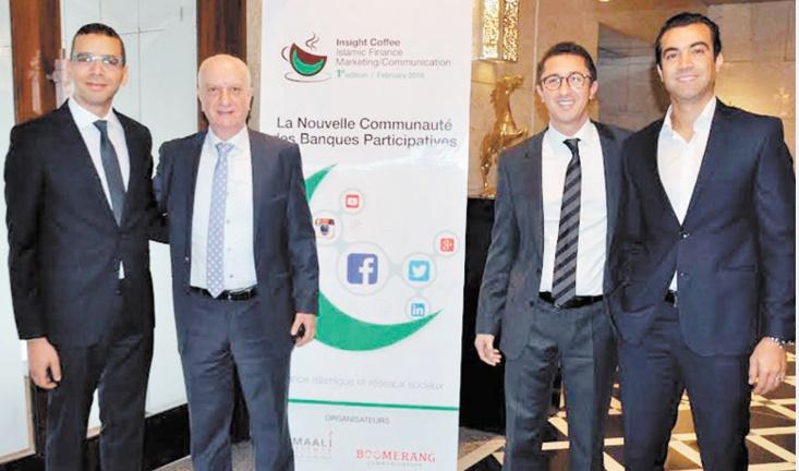 """Lancement à Casablanca des """"Insights Coffee"""" autour de la finance participative"""
