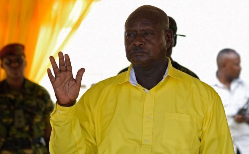 Le président ougandais réélu pour un cinquième mandat