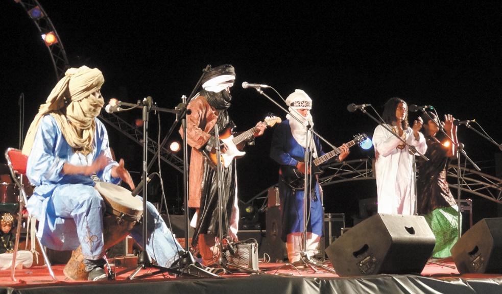 Les nomades du monde célébrés à M'Hamid El Ghizlane