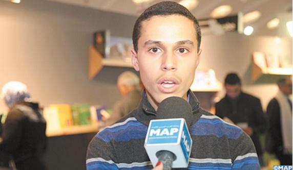 Alaa Zniber, 16 ans et déjà écrivain