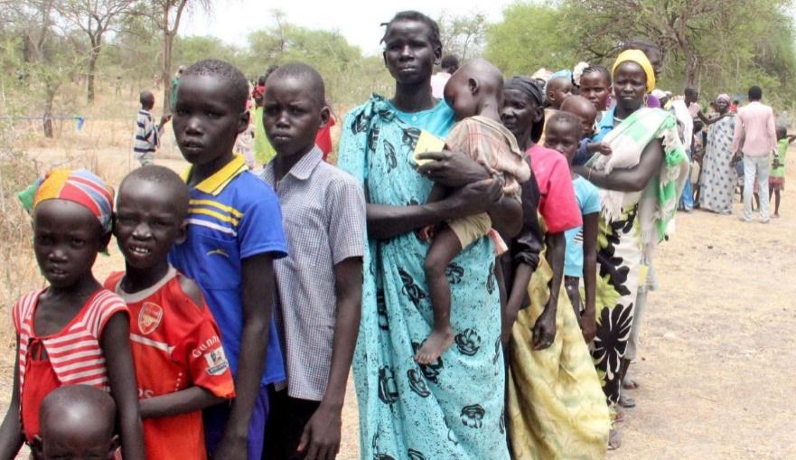 La faim, l'autre ennemi des civils du Soudan du Sud en guerre