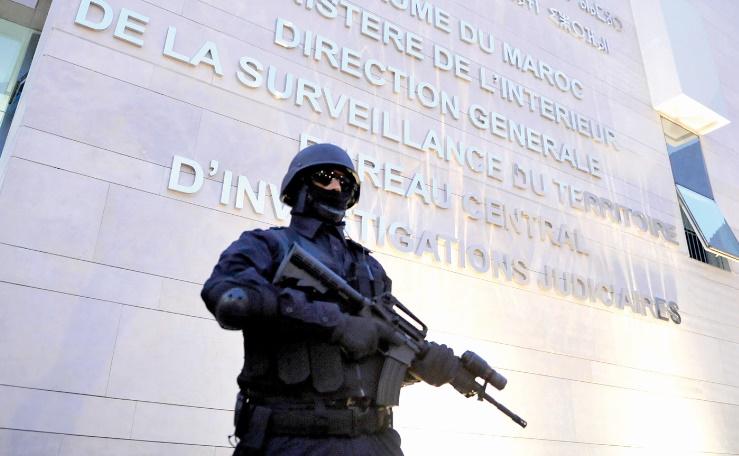 Coup de filet antiterroriste maroco-espagnol