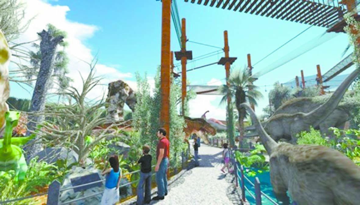 Agadir se dotera de son parc d'attraction et de loisirs d'un investissement de plus de 300 millions de DH