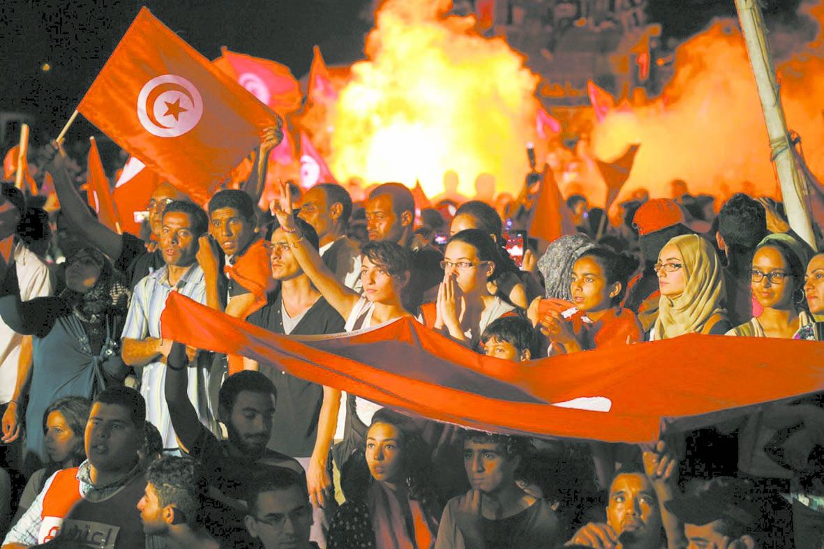 Tunisie: La  révolution trahie ?
