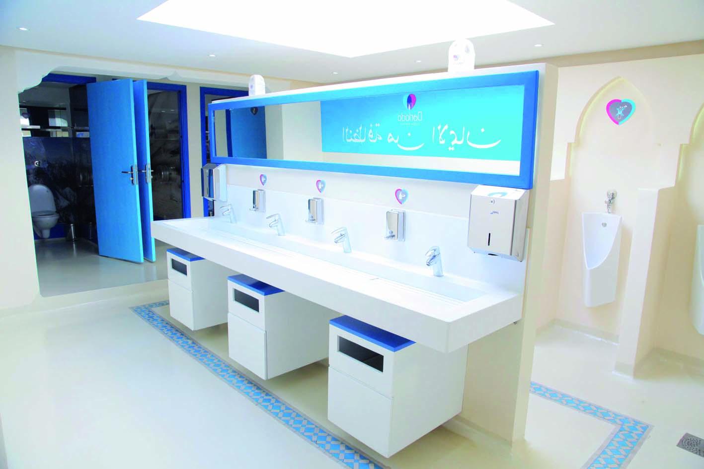 Marrakech inaugure la première  toilette publique de qualité