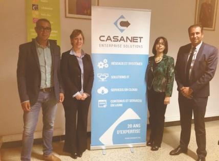 Thelis et Casanet officialisent leur partenariat sur le continent africain