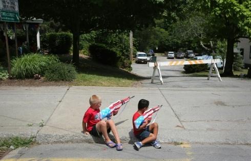 Les enfants, cible marketing des fabricants d'armes aux Etats-Unis