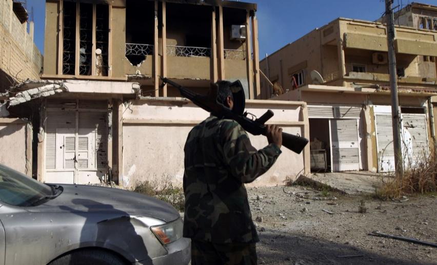 Les autorités de Tripoli annoncent la capture du chef de l'EI à Sabrata