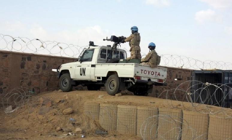 Deux Casques bleus tchadiens tués au nord du Mali par un soldat mutin