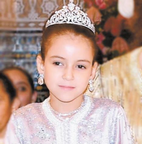 Anniversaire de S.A.R la Princesse Lalla Khadija
