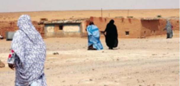 Des étudiantes originaires des camps de Tindouf séquestrées par les autorités algériennes