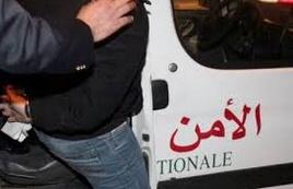 Arrestation à Berkane d'un individu soupçonné d'homicide