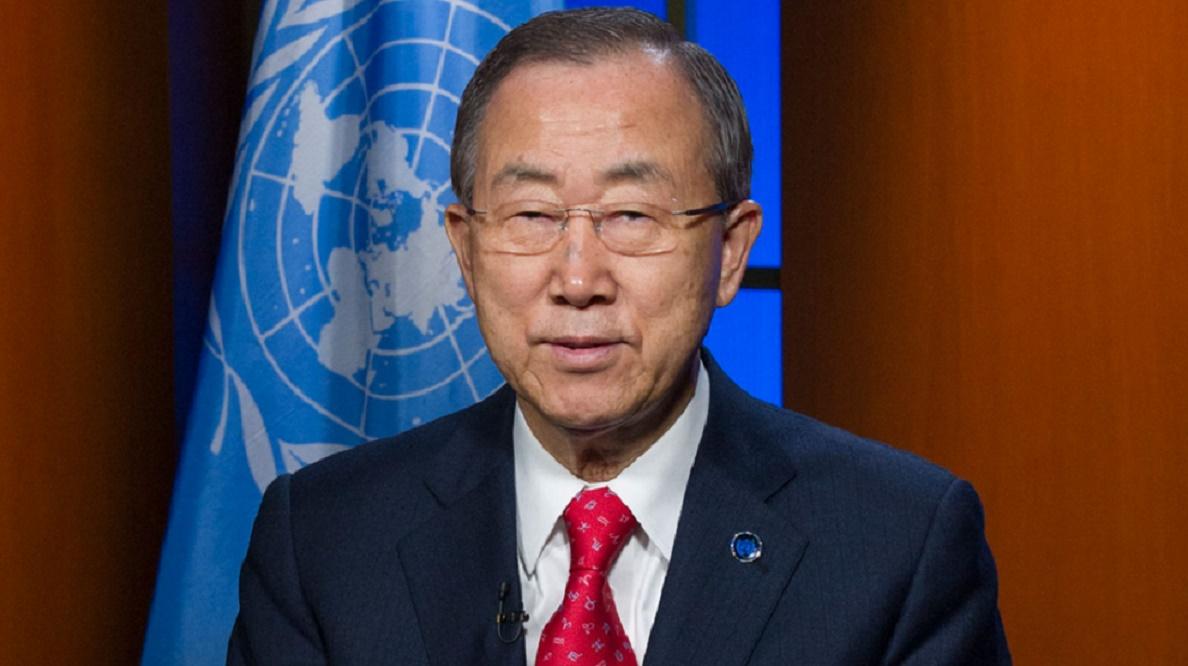 Tournée du secrétaire général de l'ONU au Maghreb