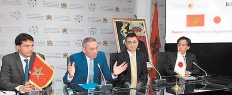 Les entreprises nipponnes lorgnent le Maroc