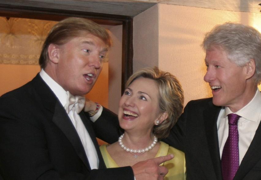 Trump et Clinton dominent leurs rivaux pour la Maison Blanche