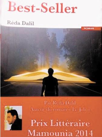 """""""Best-Seller"""", second roman de l'écrivain Réda Dalil dans les librairies"""