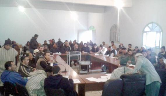 La municipalité de Tamanar se concerte avec la société civile