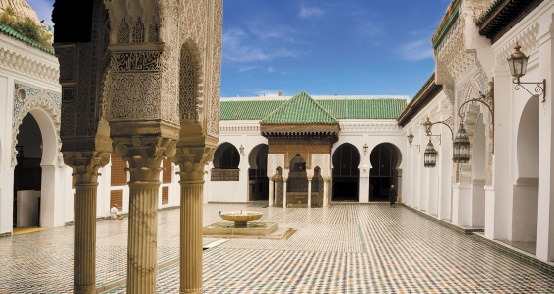La bibliothèque Al-Qaraouiyine de Fès retrouve sa splendeur d'antan