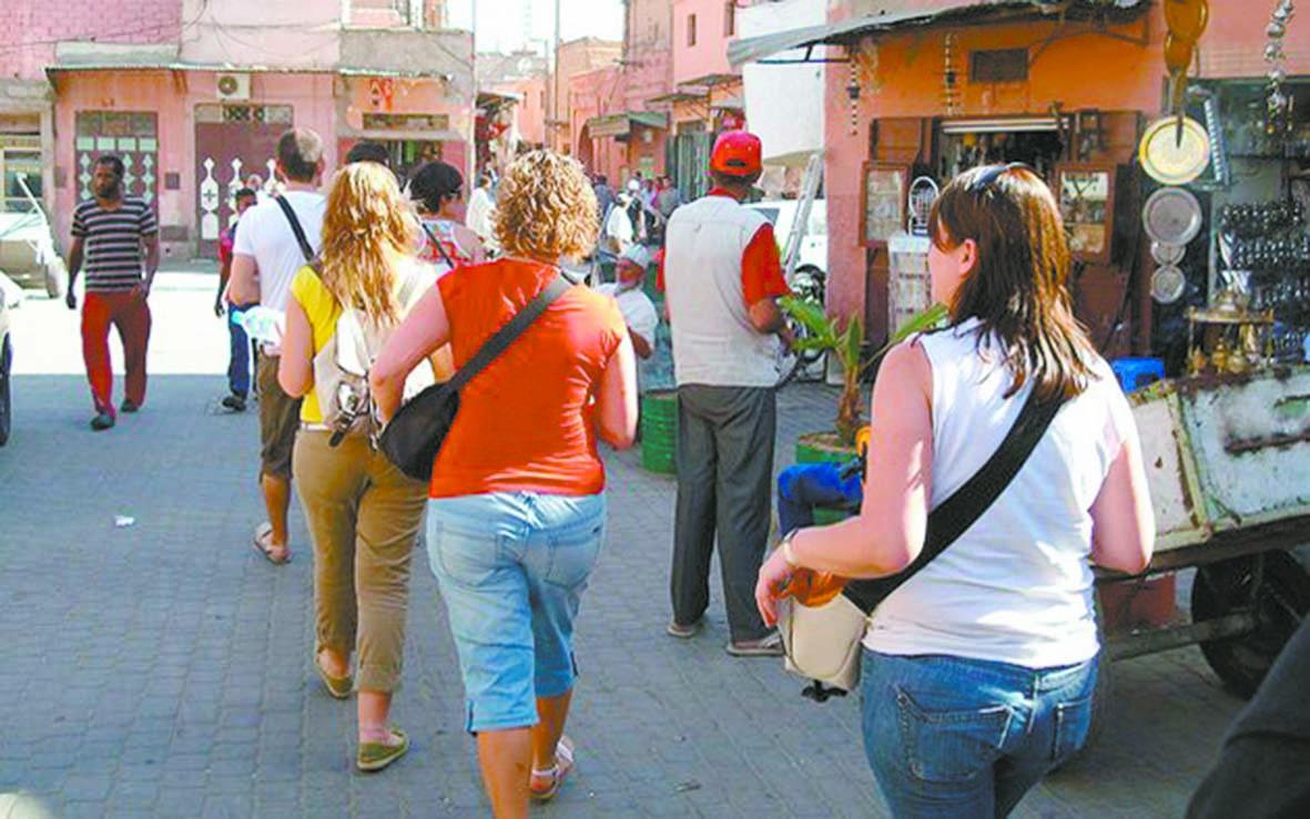 Les dépenses totales des touristes italiens à l'intérieur du Maroc estimées à 1,27 MMDH