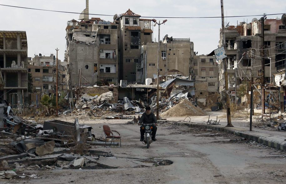 Début des pourparlers  syriens le 10 mars