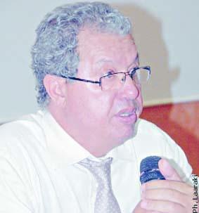 Kamal Daissaoui : L'EMSI se fait et se fera un devoir de participer au dévelopement de la recherche scientifique