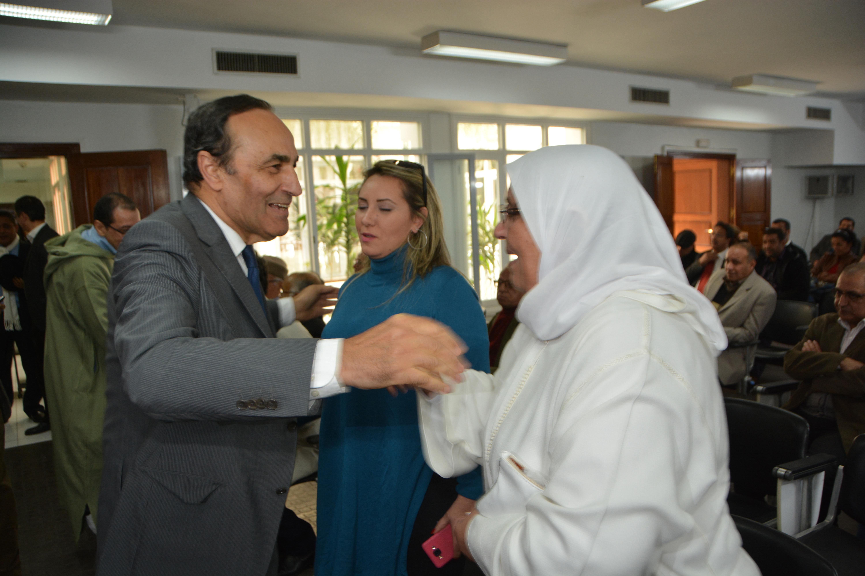 A la mémoire de notre cher regretté Abdellah Bouhlal