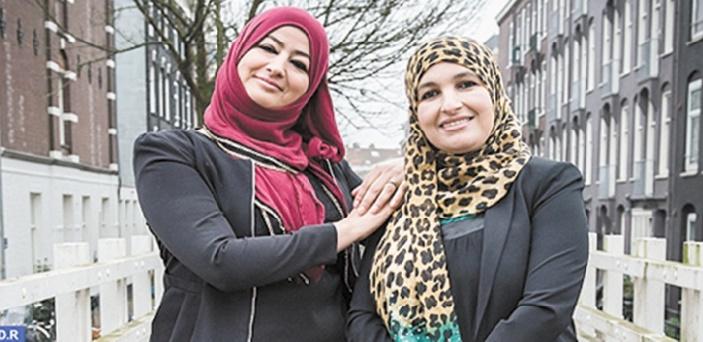 Darifa et Noura au chevet des femmes immigrées aux Pays-Bas