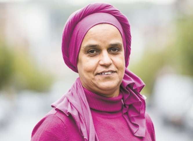 Najat Saadoune, l'icône bruxelloise de l'action associative