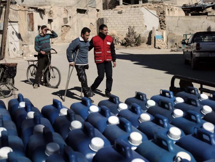 Le régime syrien participera aux négociations de paix