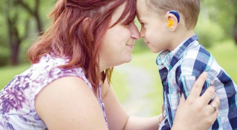 Prévenir et atténuer la déficience auditive chez l'enfant