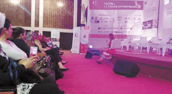 La première édition du Salon de la femme entrepreneur à Agadir