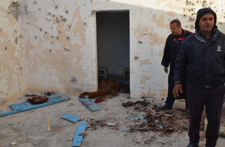 """Six """"terroristes"""" tués dans une opération nocturne près de Ben Guerdane"""