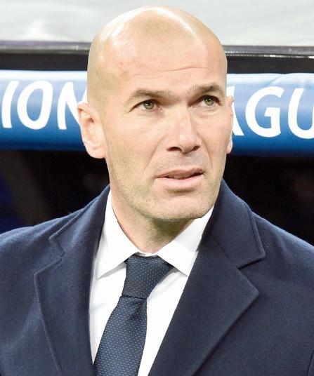 La tactique Zidane, tout pour l'attaque ?