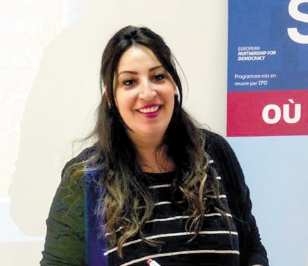Houda Benmbarek : Les vifs débats sur la condition de la femme ne sont pas du goût du PJD