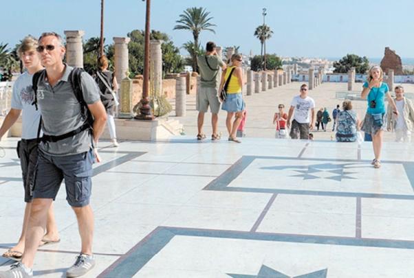 Le nombre des touristes allemands ayant visité le Maroc en hausse