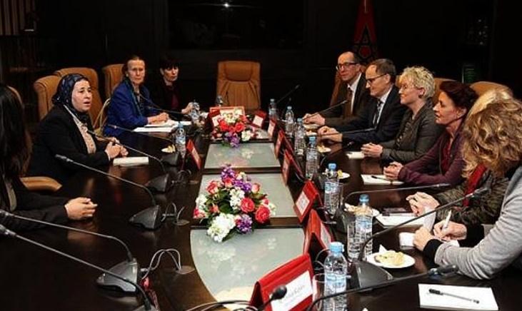 La coopération maroco-allemande examinée à Rabat