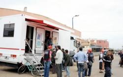 Caravane médicale au profit de la commune de Maghrawa à Taza