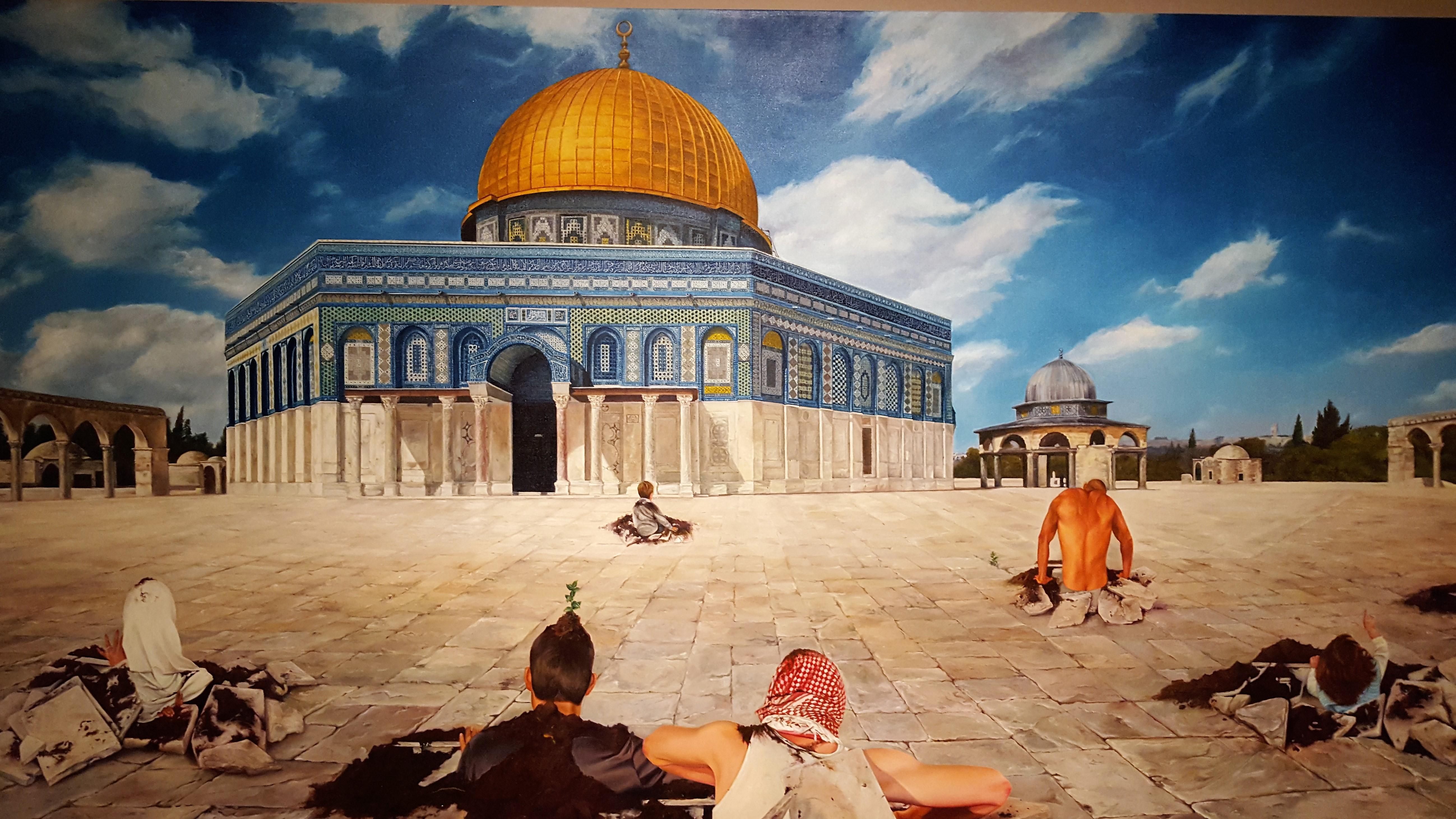 La Palestine à l'honneur à Paris