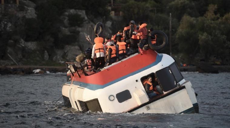Un nouveau naufrage de migrants en mer Egée