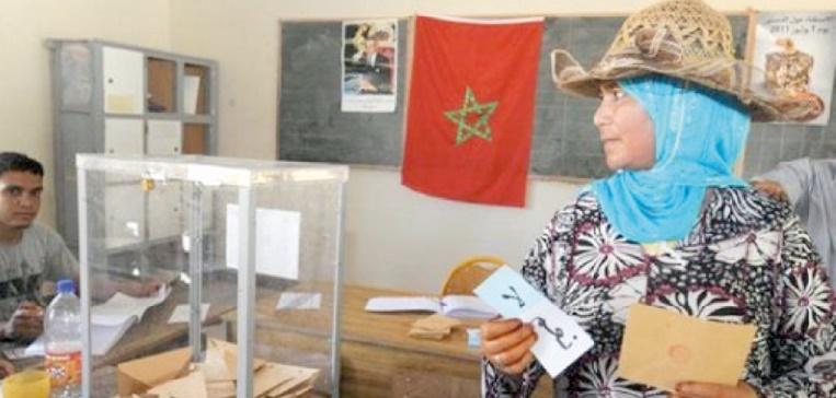 Une partie de ping-pong à la marocaine