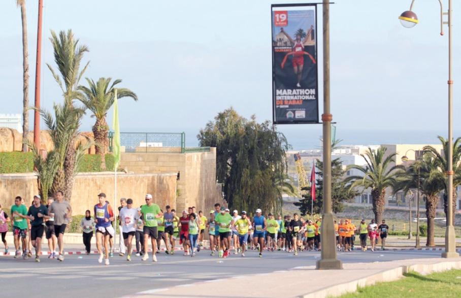 Place aux records au Marathon international de Rabat 2016