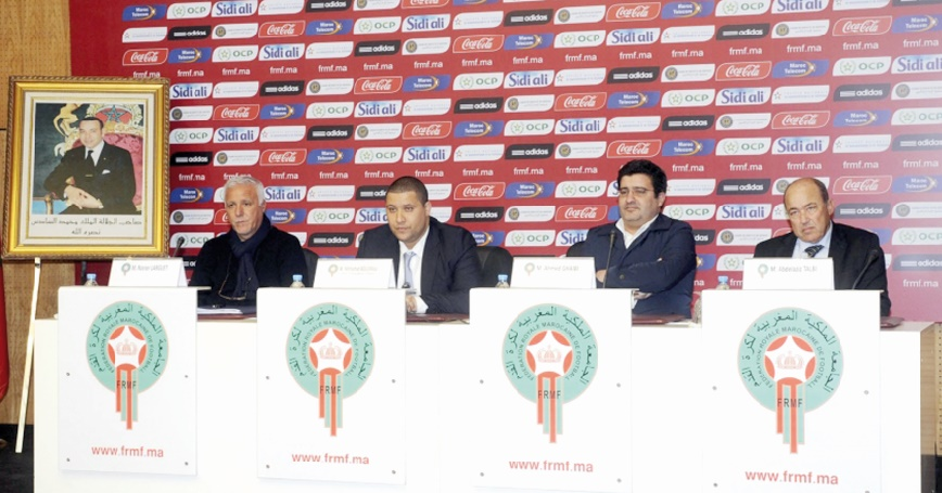 La stratégie décennale de la FRMF pour le développement du football marocain