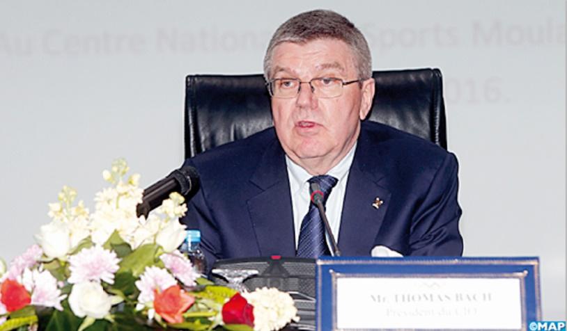 Maroc-CIO: Vers un partenariat visant le développement du sport marocain