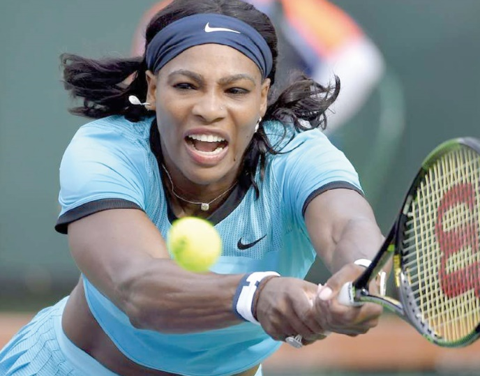 Indian Wells: Williams fonce, Djokovic en rodage
