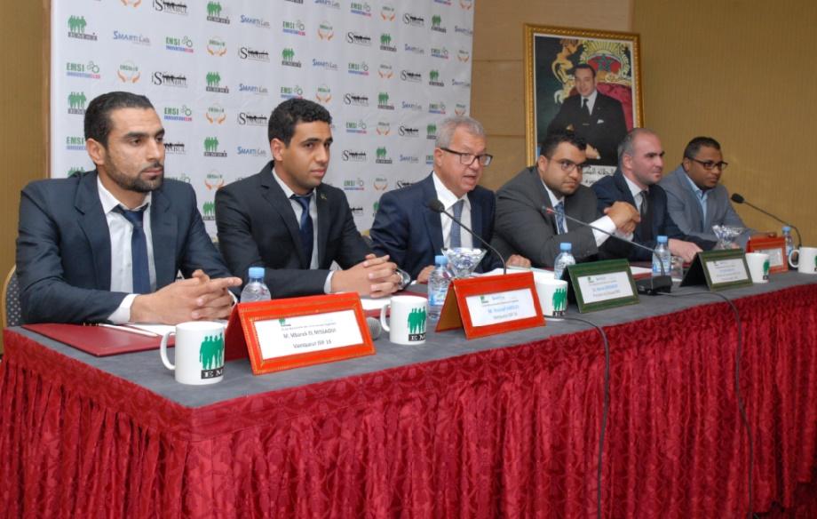 Kamal Daissaoui, président du Groupe EMSI