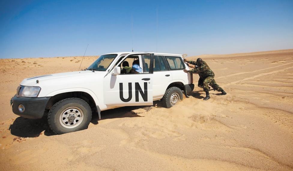 Forte détermination marocaine à tous les niveaux