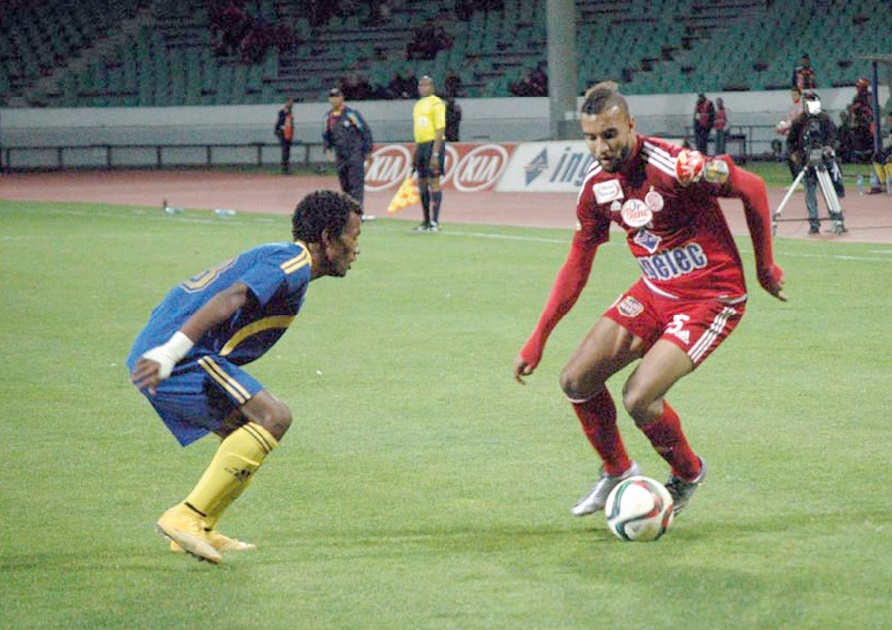 Virée malgache peinarde pour le WAC et sortie à haut risque de l'OCK à Sousse en Ligue des champions