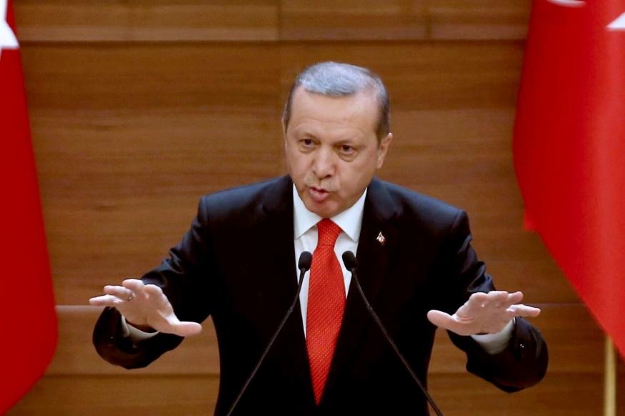 Erdogan presse l'Europe d'abandonner sa complaisance pour le PKK