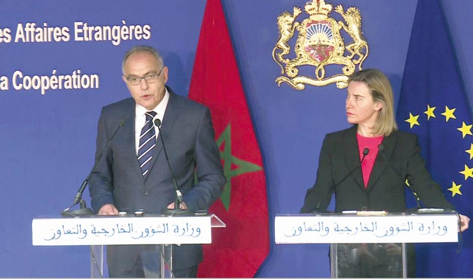 Le Maroc reprend ses contacts avec l'UE