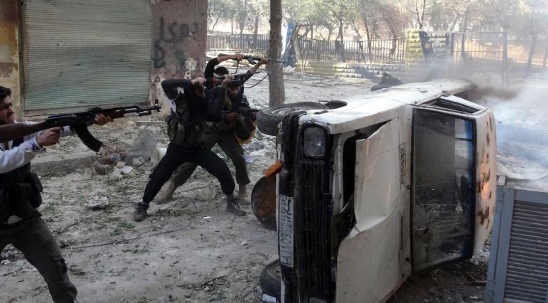 26 miliciens pro-régime syrien  tués lors d'une offensive anti-EI